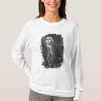 T-shirt Monsieur John Fielding, gravé par James McArdell