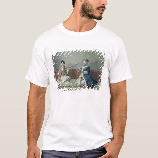 T-shirt Monsieur Levett et Mademoiselle Helene