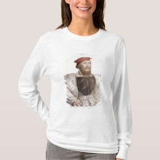 T-shirt Monsieur Thomas Boleyn (1477-1539) gravé par