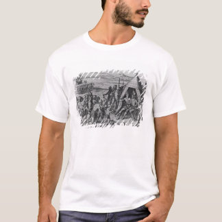T-shirt Monsieur Walter Raleigh