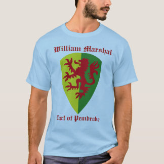 T-shirt Monsieur William Marshal Shirt