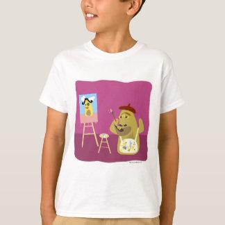 T-shirt Monstre Artsy