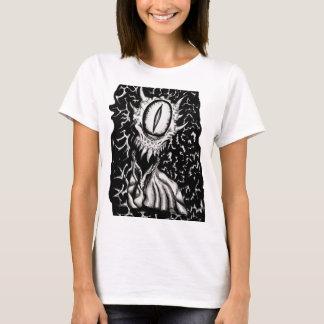 T-shirt Monstre couvrant