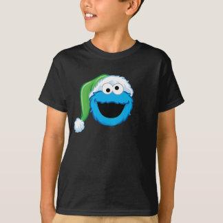 T-shirt Monstre de biscuit de vacances