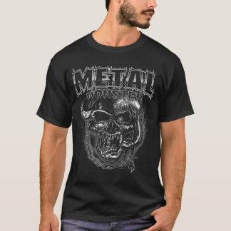 T-shirt Monstre de métaux lourds