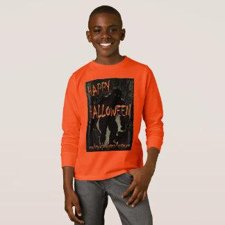 T-shirt Monstre heureux T.Shirt de marais d'île de miel de