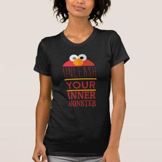 T-shirt Monstre intérieur d'Elmo