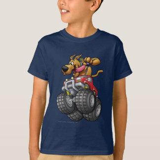 T-shirt Monstre Truck1 de Scooby Doo