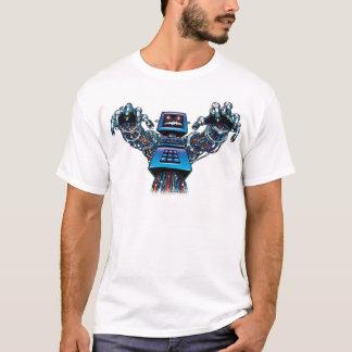 T-shirt Monstre TV par câble