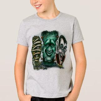 T-shirt Monstres de film