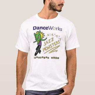 T-shirt Monstres de jazz