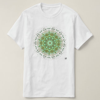 T-shirt Monstres de mandala