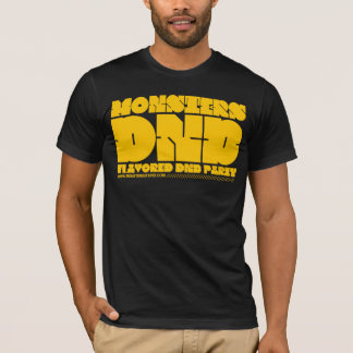 T-shirt Monstres DNB
