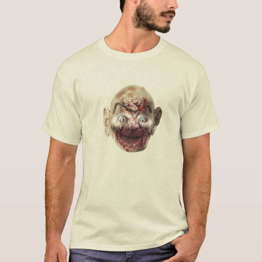 T-shirt monstrueux