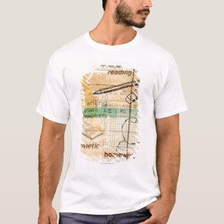 T-shirt Montage d'éducation d'enfance