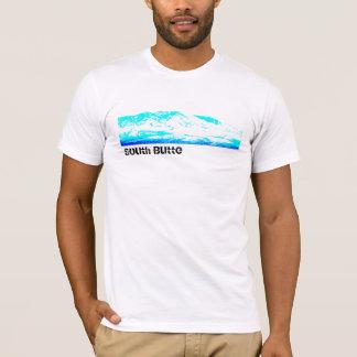 T-shirt Montagne blanche T de butte du sud