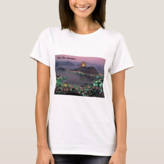 T-shirt Montagne de pain de sucre de Rio de Janeiro du