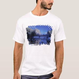 T-shirt Montagne d'EL Capitan, parc national de Yosemite,