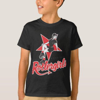 T-shirt Montagne rocheuse Rollergirls