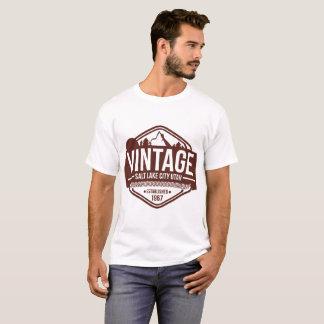 T-shirt Montagne vintage
