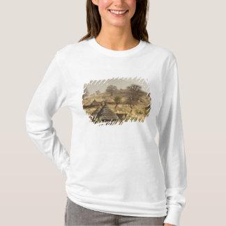 T-shirt Montagnes de Nuba, village de Nugera