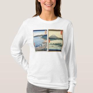 T-shirt Montagnes et littoral