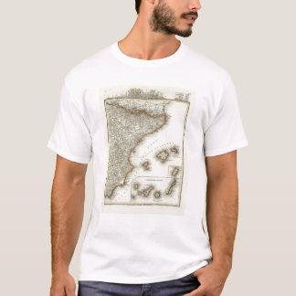 T-shirt Montagnes et rivières des Îles Canaries