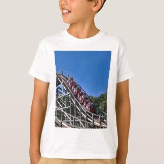 T-shirt Montagnes russes