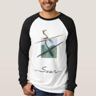 T-shirt montant