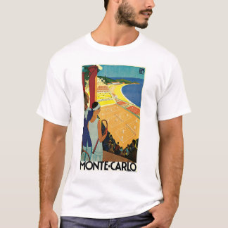 T-shirt Monte Carlo