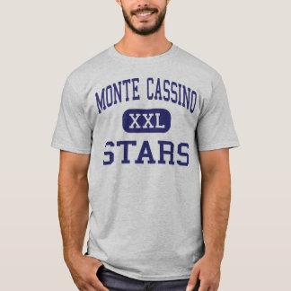 T-shirt Monte Cassino tient le premier rôle Tulsa moyenne