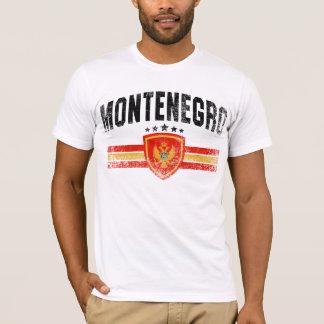 T-shirt Monténégro