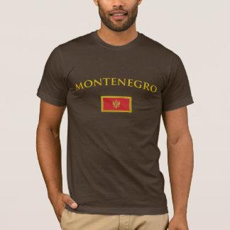 T-shirt Monténégro d'or