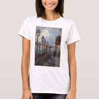 T-shirt Montmartre par Vincent van Gogh