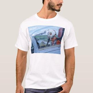 T-shirt Montre au-dessus du Rhin par Ken Riley