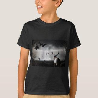 T-shirt Montre de baleine