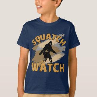 T-shirt Montre de Squatch