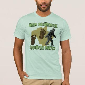 T-shirt Montre du Nouveau Brunswick Squatch