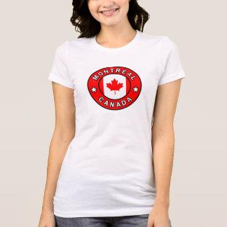 T-shirt Montréal Canada