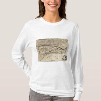 T-shirt Montréal ou Ville Marie