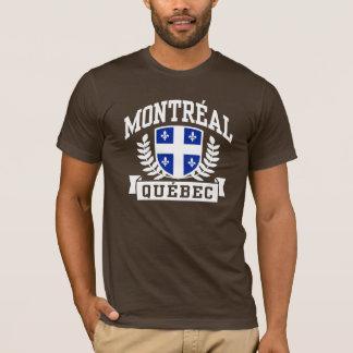 T-shirt Montréal Québec