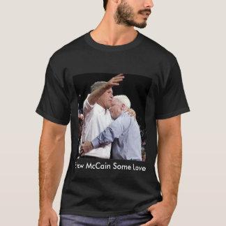 T-shirt Montrez à McCain un certain amour
