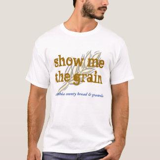 T-shirt montrez-moi le grain