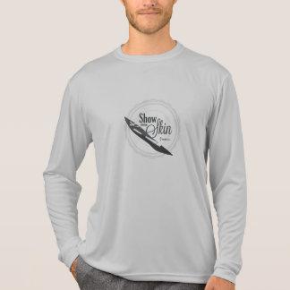 T-shirt Montrez une certaine garde d'éruption cutanée