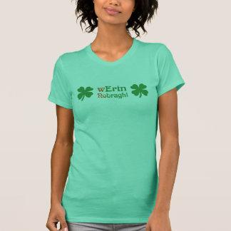 T-shirt Montrez votre fierté irlandaise, par le commando