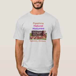 T-shirt Monument national de Pipestone