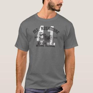 T-shirt Monument national du mont Rushmore Memorial Park