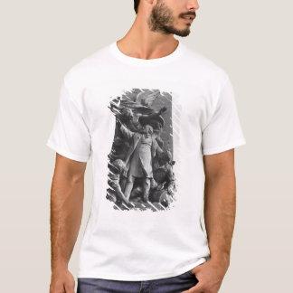T-shirt Monument vers Léon Gambetta