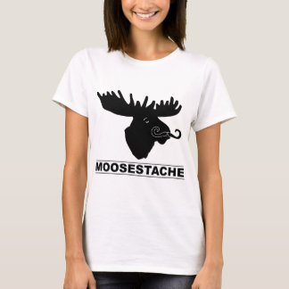 T-shirt Moosestache
