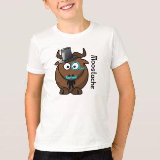 T-shirt Moostache